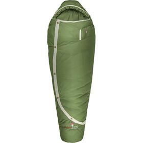 Grüezi-Bag Biopod DownWool Nature Sleeping Bag basil green